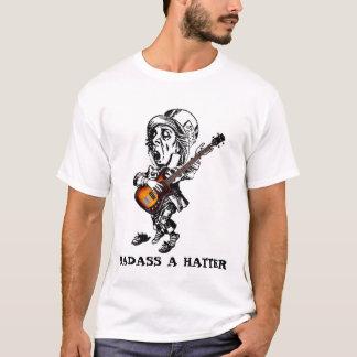badass en hatter för t-shirts