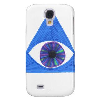 Badass Illuminati Galaxy S4 Fodral