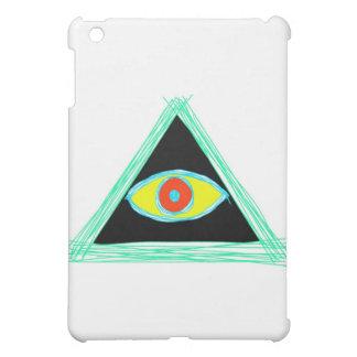 Badass Illuminati iPad Mini Skydd