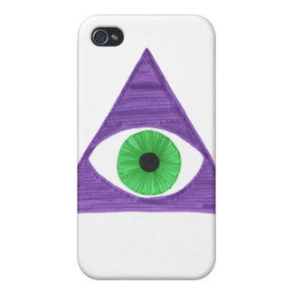 Badass Illuminati iPhone 4 Fodraler