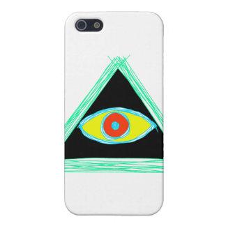 Badass Illuminati iPhone 5 Hud