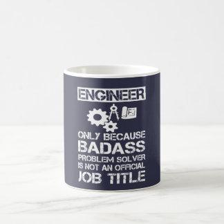 Badass ingenjör kaffemugg