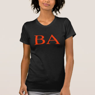 Badass kvinnoförening tee shirt