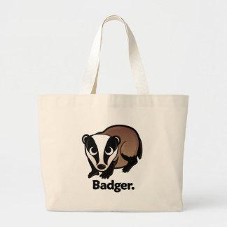 Badger. Jumbo Tygkasse