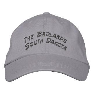 Badlands South Dakota Broderad Keps
