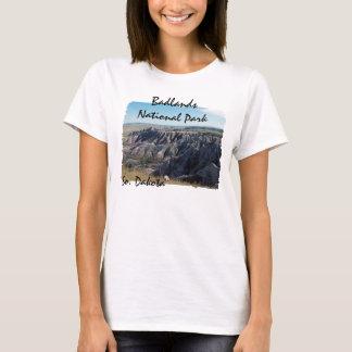 Badlands South Dakota Tee Shirts