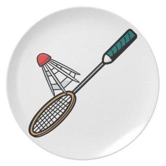 Badminton 4 tallrik