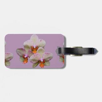 Bagagemärkre - Orchid Bagagebricka