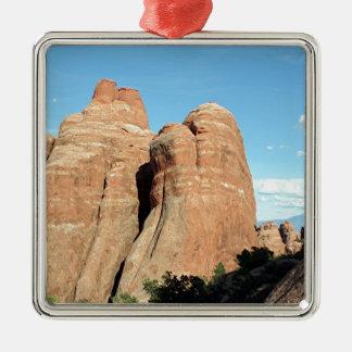Bågar nationalpark, Utah, USA 7 Julgransprydnad Metall
