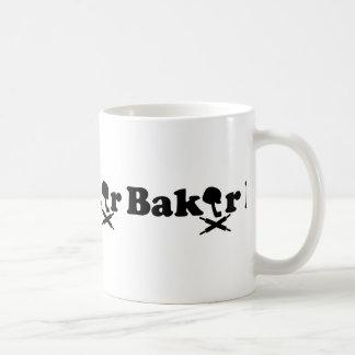 Bagarelogotyp Kaffemugg