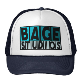 BageStudios logotyplock Baseball Hat