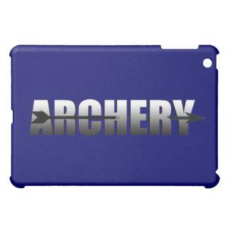 Bågskyttegåvor för pilbåge- och pilknarkare iPad mini fodral