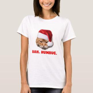 Bah. Humbug. T-shirt