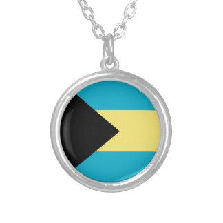 Bahamas Silverpläterat Halsband
