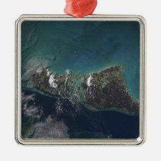 Bahamas'nas den Andros ön Julgransprydnad Metall