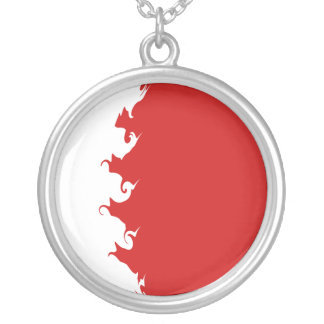 Bahrain Gnarly flagga Hängsmycke