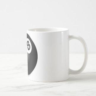 Bak bollen åtta! kaffemugg