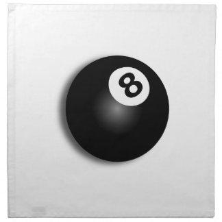 Bak bollen åtta! tygservett