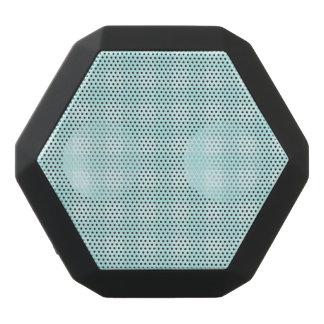 Bakgrund för mönster för Retro blåttGingham rutig Svart Bluetooth Högtalare