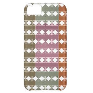 Bakgrund för strålpunkt för Aura n för iPhone 5C Fodral
