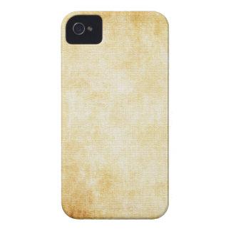 bakgrund - Parchmentpapper iPhone 4 Skal