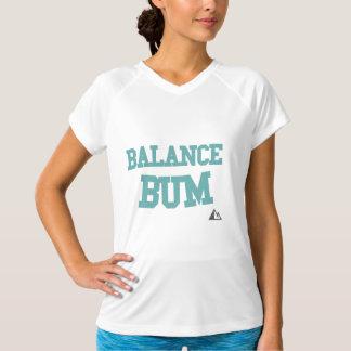 Balansera den dåliga krickaskjortan tee