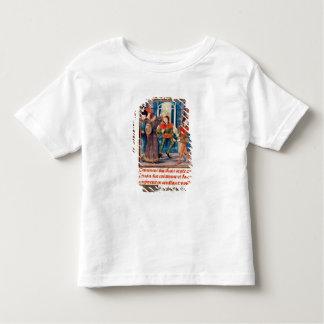 Baldwin som jag den sjätte räkningen av Hainaut T-shirts
