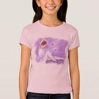 Balett De Papillon Barn T-tröja T-shirts