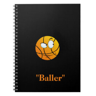 Baller! Anteckningsbok