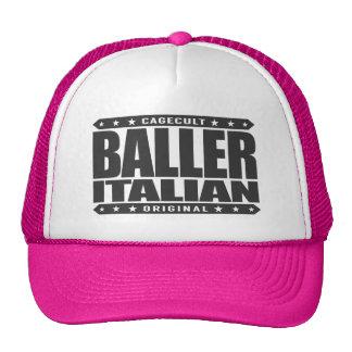 BALLER-ITALIENARE - familjman, gudfader & gangster Keps