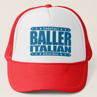 BALLER-ITALIENARE - familjman, gudfader & gangster Truckerkeps