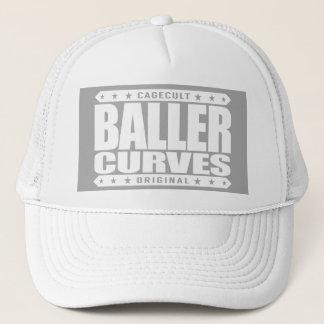 BALLER-KURVOR - den farliga gangster buktar framåt Truckerkeps