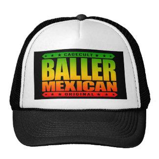 BALLER-MEXIKAN - en forntida Mayan gangsterkrigare Keps