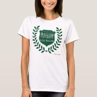Baller universiteten - dam Baller Tshirts