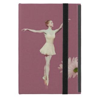 Ballerina på Pointe med daisyanpassade iPad Mini Fodral