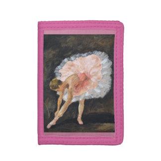 Ballerinaplånbok