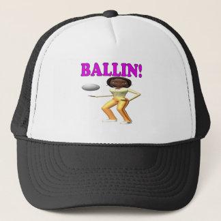 Ballin 2 truckerkeps