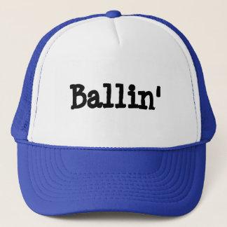 Ballin Truckerkeps