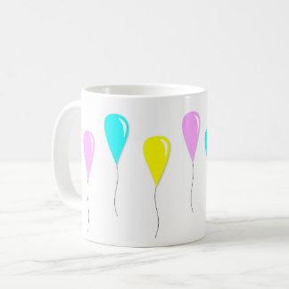 Ballongen shoppar partymuggen kaffemugg