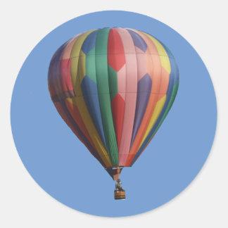 Ballooon för BelleStar hettluft klistermärke