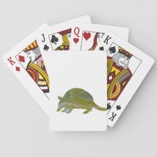 Bältdjur Casinokort