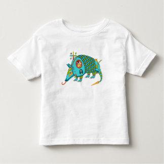 Bältdjur från den AlphaPod samlingen T Shirts