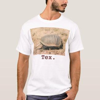 bältdjur Tex. T-shirts