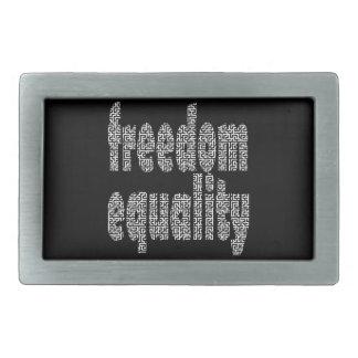 bältet för frihetsjämställdhetMaze spänner fast