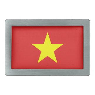 Bältet för stjärnan för Vietnam flaggagult spänner
