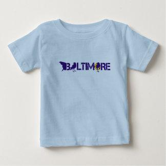 Baltimore Maryland med Blackbirds Tee Shirt
