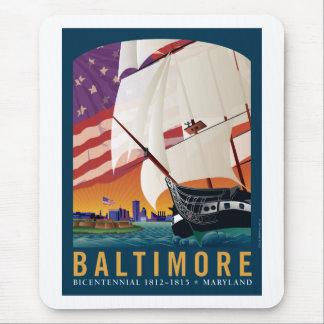 Baltimore: Vid gryning tidigt tända Mus Mattor