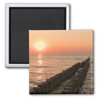 Baltisk solnedgång