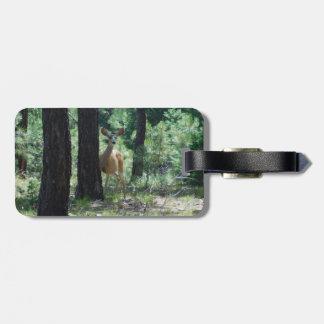 Bambi bagagemärkre bag tag