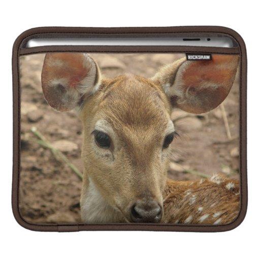 Bambi hjortipad sleeve sleeves för iPads
